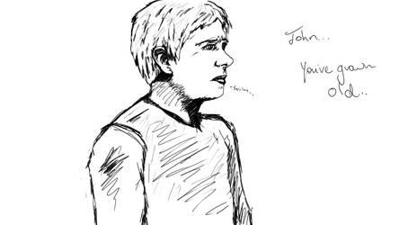 John Watson by todo-mahem