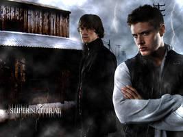 Supernatural WP by Yezabel