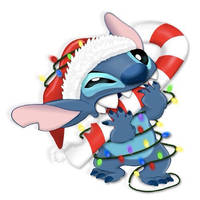 X-mas Stitch by Luckysas