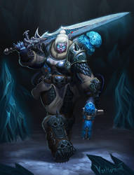 Lich Queen Mei by VanHarmontt
