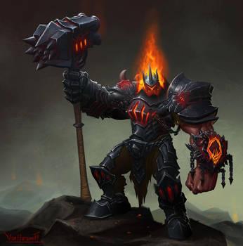 Shadow Knight by VanHarmontt