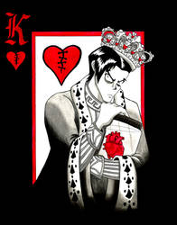 Henry- King of Disembodied Hearts by Rayaroja