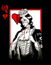 Galatea- Queen of Mending Hearts by Rayaroja