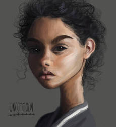 portrait study 2018 by uncommoon