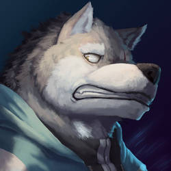 When you're a furry but meet cringey furries by Fenrirwolfen