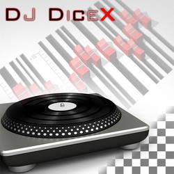 DJ Dicex Logo Original by Oblivionxx