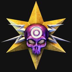 Halo:Reach Headcase Medal by Oblivionxx