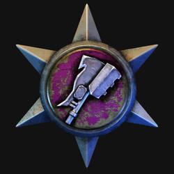 Halo: Reach Hammer Spree Medal by Oblivionxx