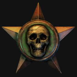 Halo: Reach Zombie Spree Medal by Oblivionxx