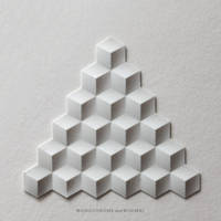 Photo of Pyramide Of Cubes sculpture by monochromeandminimal