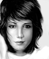 Another Portrait by artgene