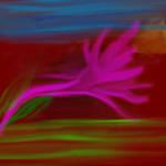 Fleur rose by spidyy