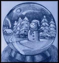 Snowglobe by shunter071