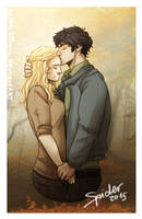 Bellarke- Forgiveness by spider999now