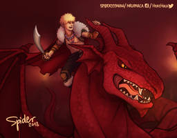 Bakugou by spider999now