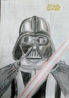 Darth Vader by sonu9