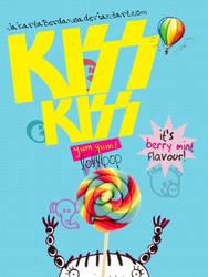 kiss kiss yum yum lollipop by JakartaBerdansa