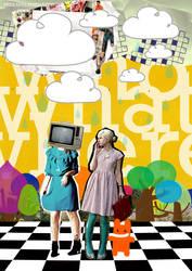 Who What Where by JakartaBerdansa