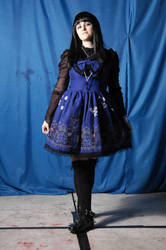 Gothic Lolita by TheDevilInWestwood