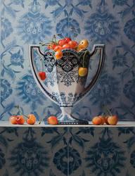 Cherries by m-v-c