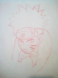Naruto Pensketch by obsessive-fan-girl