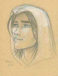 Domeni Sketch by Risvani
