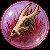 Deer Skull by Lizandre