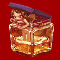 honey fairy by milkybee