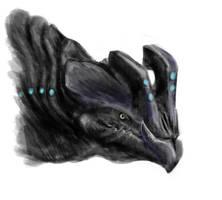Speed Painting Otachi by Viridria