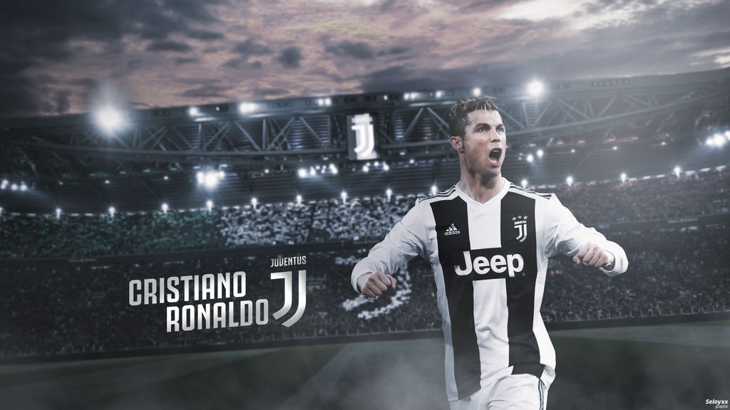 Cristiano Ronaldo Juventus Wallpaper By Seloyxx On Deviantart