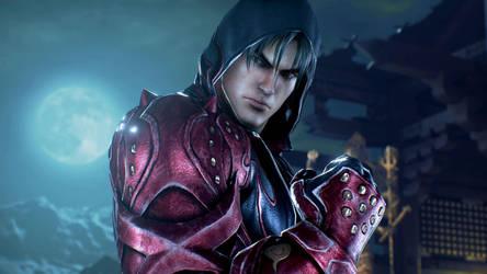 Tekken 7 Jin Kazama by DragonWarrior-H