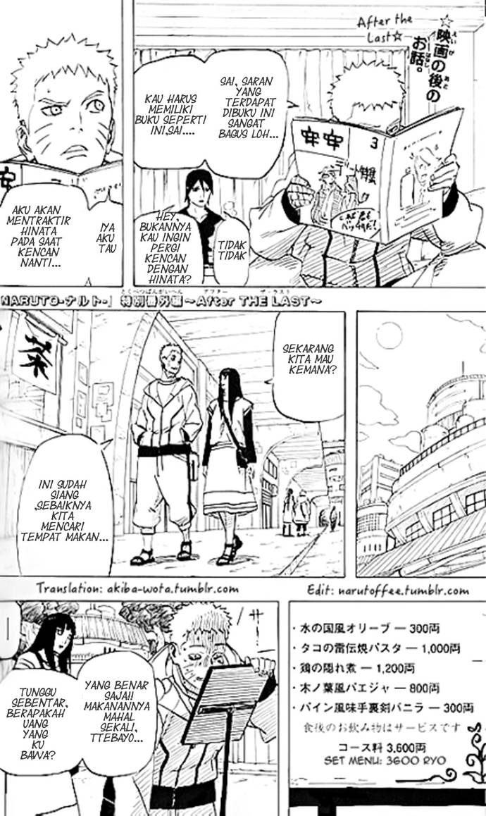 when does naruto and hinata date