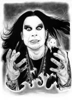Ozzy Osbourne by eir-wiscium