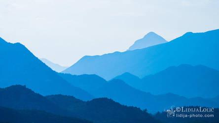 Mountanious Balkan by Lidija-Lolic