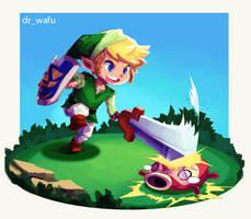Link by DrWafu