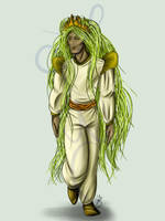 Sea Grass Prince AT by lonesome-wolf-child