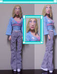 Rose Tyler Doll 2 by pythonorbit