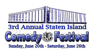 Staten Island Comedy Festival by pythonorbit