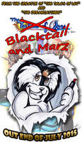 Blacktail and Marz by pythonorbit