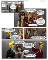 The Forest of Blood Part 1 by pythonorbit