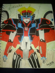 Windblade by Ana Smith by sonicboomgamer