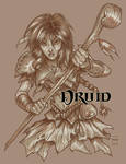 Classic Classes: The Druid by Everwho
