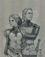 Ilse and Christoph by Everwho