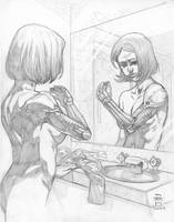 Shadowrun: Kristen Anders by Everwho