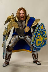 Hapsu Cosplay - Bolvar Fordragon II by Hapsu-cosplay