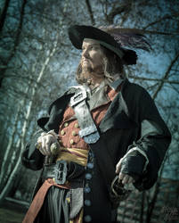 Hapsu Cosplay - Captain Barbossa II by Hapsu-cosplay