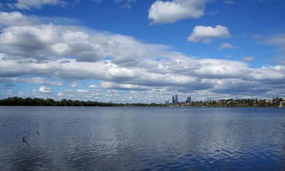 Lake Mongar by MJKooLio