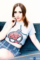 Spidergirl by Stephvanrijn