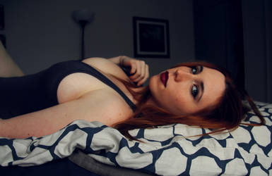 Bedroom eyes by Stephvanrijn