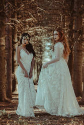 Double Trouble Witches by Stephvanrijn